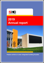 IEA SHC Annual Report 2019
